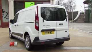 NEW FORD TRANSIT CONNECT 2014 TEST DRIVE