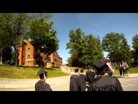 Rose-Hulman Institute of Technology Class of 2014 Commencement (part 2 of 5))