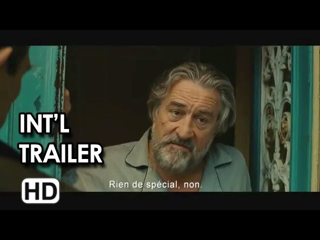 The Family Official International Trailer #1 (2013) - Robert De Niro Movie HD