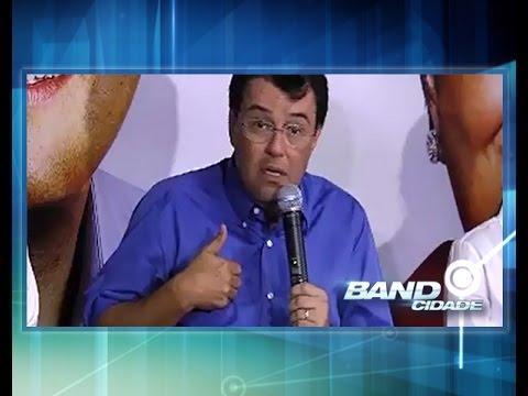 Eduardo Braga (PMDB) comenta diferença apertada do primeiro turno