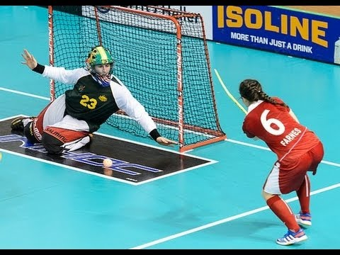 Women's WFC 2013 - NOR v AUS (Play-off 2)