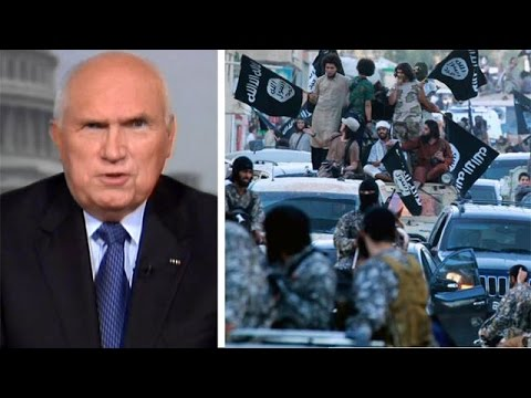 General Scales: US has 'intelligence black hole' on ISIS in Syria