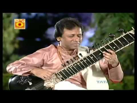 Raag Bhopali (Bhoop Kalyan) - Ustad Shahid Parvez Khan (Sitar And Tabla) - by roothmens