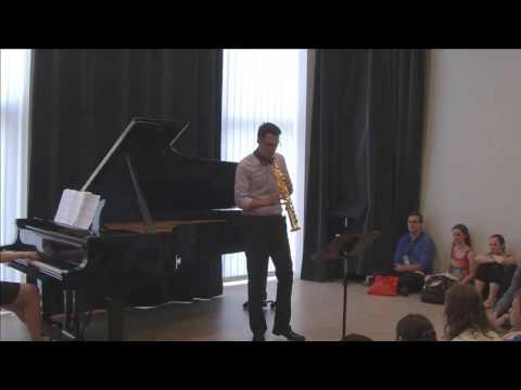 John Mackey Concerto for Soprano Saxophone I, II