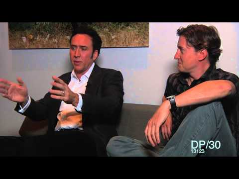 DP/30 @ TIFF '13: Joe, director David Gordon Green, actor Nicolas Cage