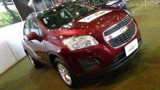 2014 Chevrolet Tracker 2014 Video Review Caracteristicas