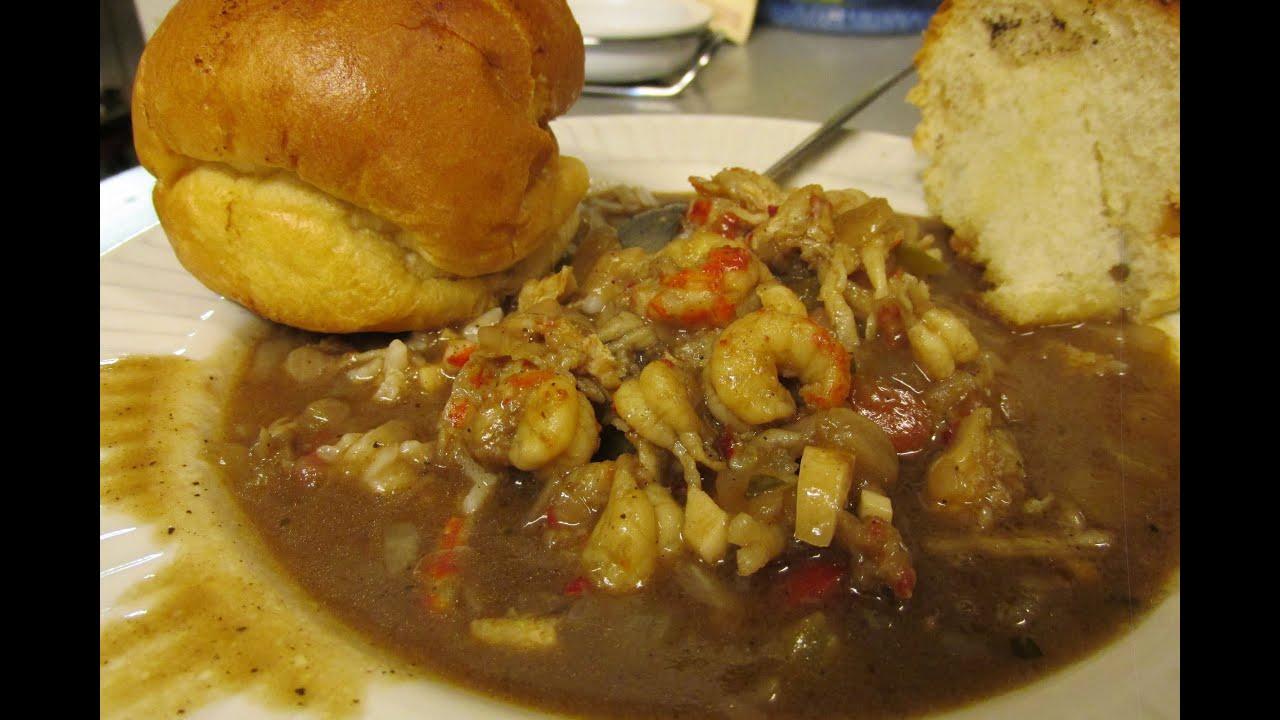 Best Cajun Crawfish stew recipe - YouTube
