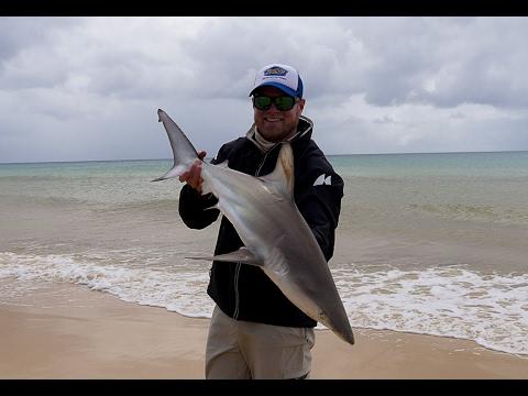 Fraser Island Fishing Trip