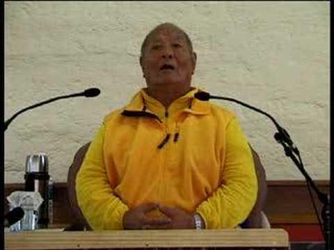 Choegyal Namkhai Norbu - Dzogchen - Self-Liberation