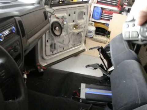 05 Dodge Ram Sound System Youtube