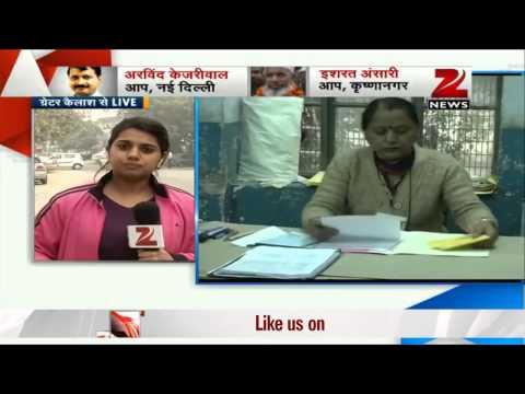 Delhi Assembly Elections: Voting begins