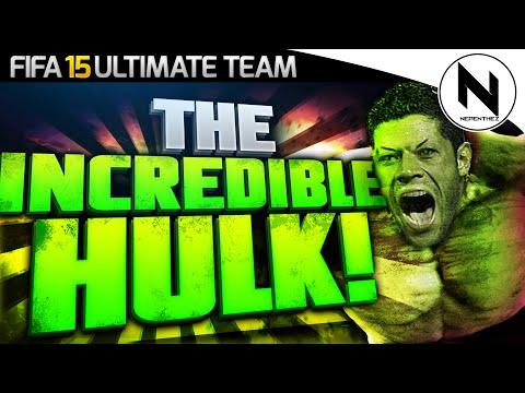 THE INCREDIBLE HULK! - FIFA 15 Ultimate Team