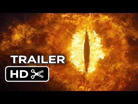 The Hobbit: The Desolation of Smaug Official Sneak Peek Trailer (2013) - Peter Jackson Movie HD