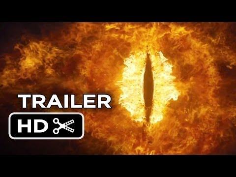 The Hobbit: The Desolation of Smaug Official Sneak Peek Trailer (2013) - Peter Jackson Movie HD