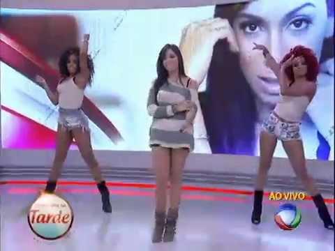 Anitta no Programa da Tarde - Não Para (20/06)