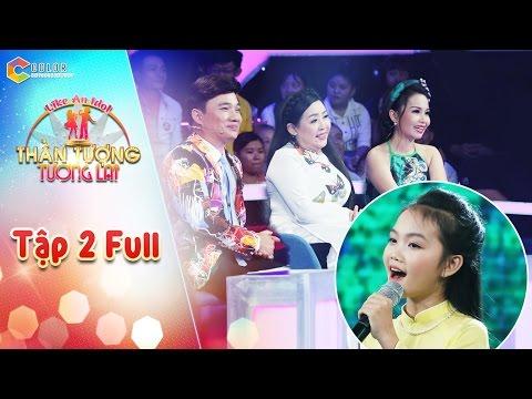 Thần tượng tương lai | tập 2 full HD: Thu Hiền, Cẩm Ly, Quang Linh mê mẩn giọng ca 13 tuổi