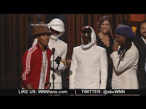 Grammy Awards 2014: Winners and Performances