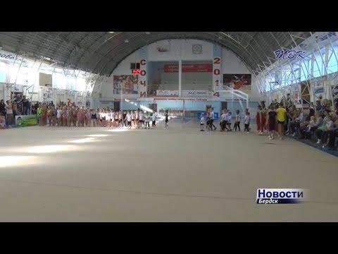 Бердские спортсмены отметили день гимнастики