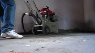 Pulido de pisos de cemento1/2