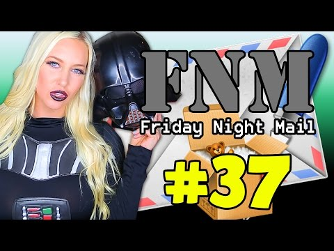 GOTHIC DARTH TARA COSPLAY! - Friday Night Mail #37