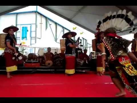 Sanggar Seni Apo Lagaan @ Indonesian Venue_Brest International Maritime Festival2012