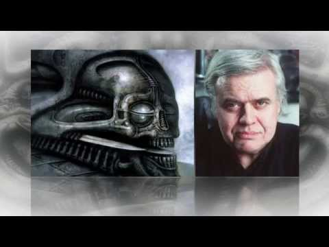 The Works of H.R. Giger