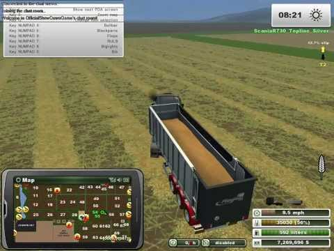 farming simulator 2013 at twitch tv e1 part 1 of 3 at pv
