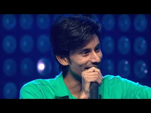 Sameer Husaain - Performance - Blind Auditions Episode 2 - December 11, 2016 - The Voice India Season 2