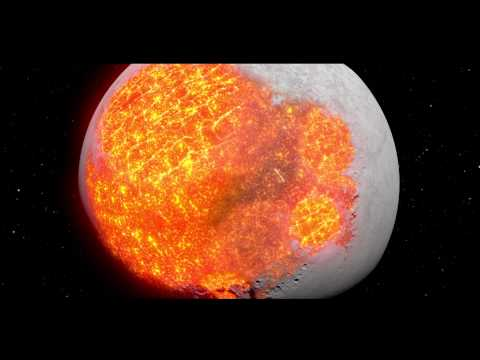 NASA | Evolution of the Moon