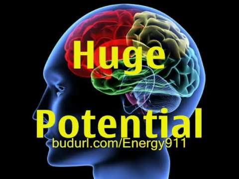 UNLOCK YOUR BRAIN'S MASSIVE POTENTIAL! VIDEO