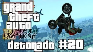 Triple Backflip Do Carnaval GTA 4 Gay TBoGT Detonado
