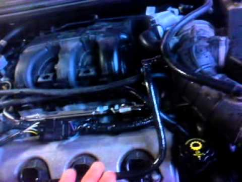 2008  Ford Taurus part 2