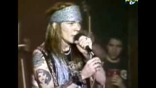 Guns N Roses Live At The Ritz 1988 BEST QUALITY (FULL CONCERT HQ)