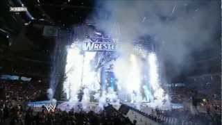 WWE WrestleMania 28 Promo Official Theme Song Machine