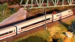 Die größte, digital gesteuerte Modelleisenbahn in Europa von Ars Tecnica in Spur H0