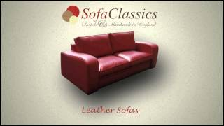 SofaClassics Bespoke and Handmade in England