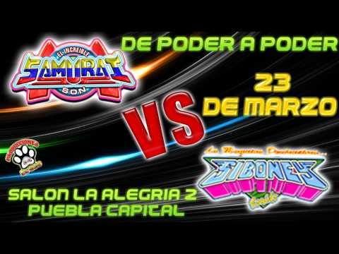 ★La Cumbia De Los Sonideros★Sonido Samurai El Mas Sabroso★23-03-2012★HD