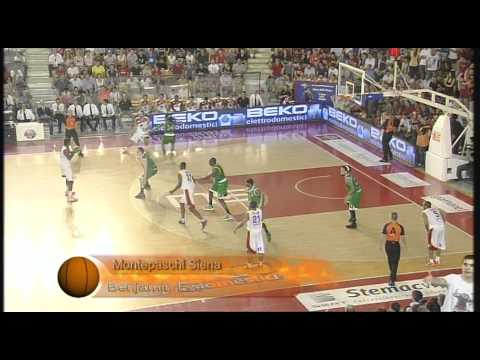 Block of the Game5: Acea Roma - Montepaschi Siena