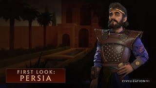 Sid Meier's Civilization VI - Perzsia