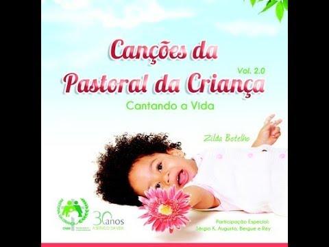 Líder e Mãe - Zilda Botelho - Canções da Pastoral da Criança Vol.2