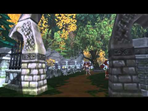 AdventureQuest3D: Legend of LORE Browser Game Flythrough
