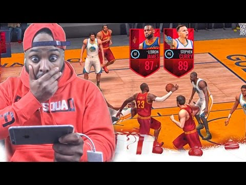 Christmas Rematch Feat. QJB | DURANT GETS CROSSED |  NBA Live Mobile  Ep.6 @EASPORTSNBA