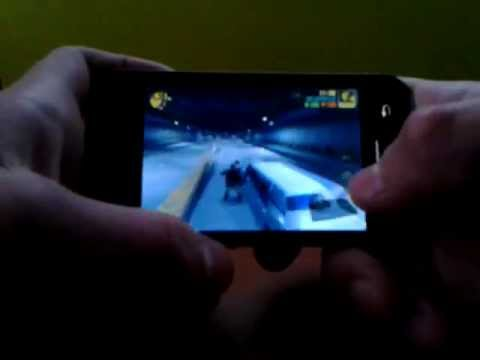 gta 3 para galaxy ace 5830i,m,c - YouTube