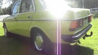 Mercedes 230, 1978