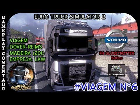 Euro Truck Simulator 2 (Gameplay) \
