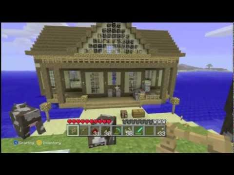 Minecraft House Ideas PlayListXbox 360 Minecraft House Blueprints