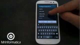 Usare Uno Smartphone Androud Come Router WiFi