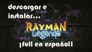 Como Descargar E Instalar Rayman Legends Para PC Full