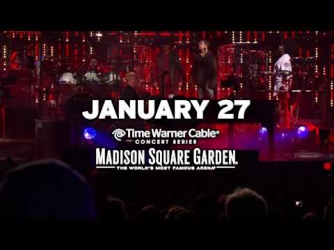 Billy Joel Back At The Garden - Madison Square Garden January 27, 2014