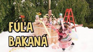 Smejko a tanculienka - Fúľa Bakana